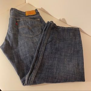 Levi's 569 Loose Straight Fit Jeans 34X30